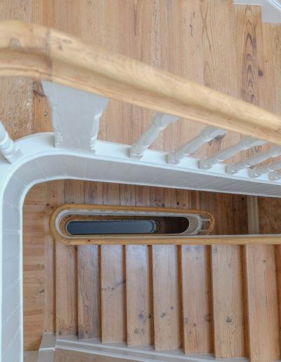 Escadas topo