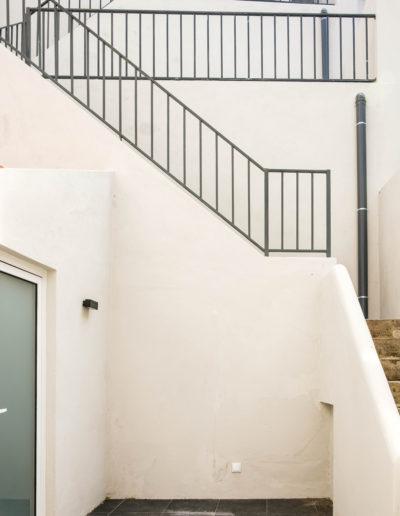 Pátio Escadas